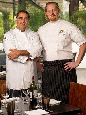 Jeremy McMillan and Michael Mina