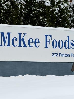 McKee Foods in Stuarts Draft