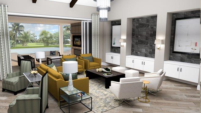 Clive Daniel Homes is providing interior design for Divco's Baywood custom home in Pine Ridge Estates.