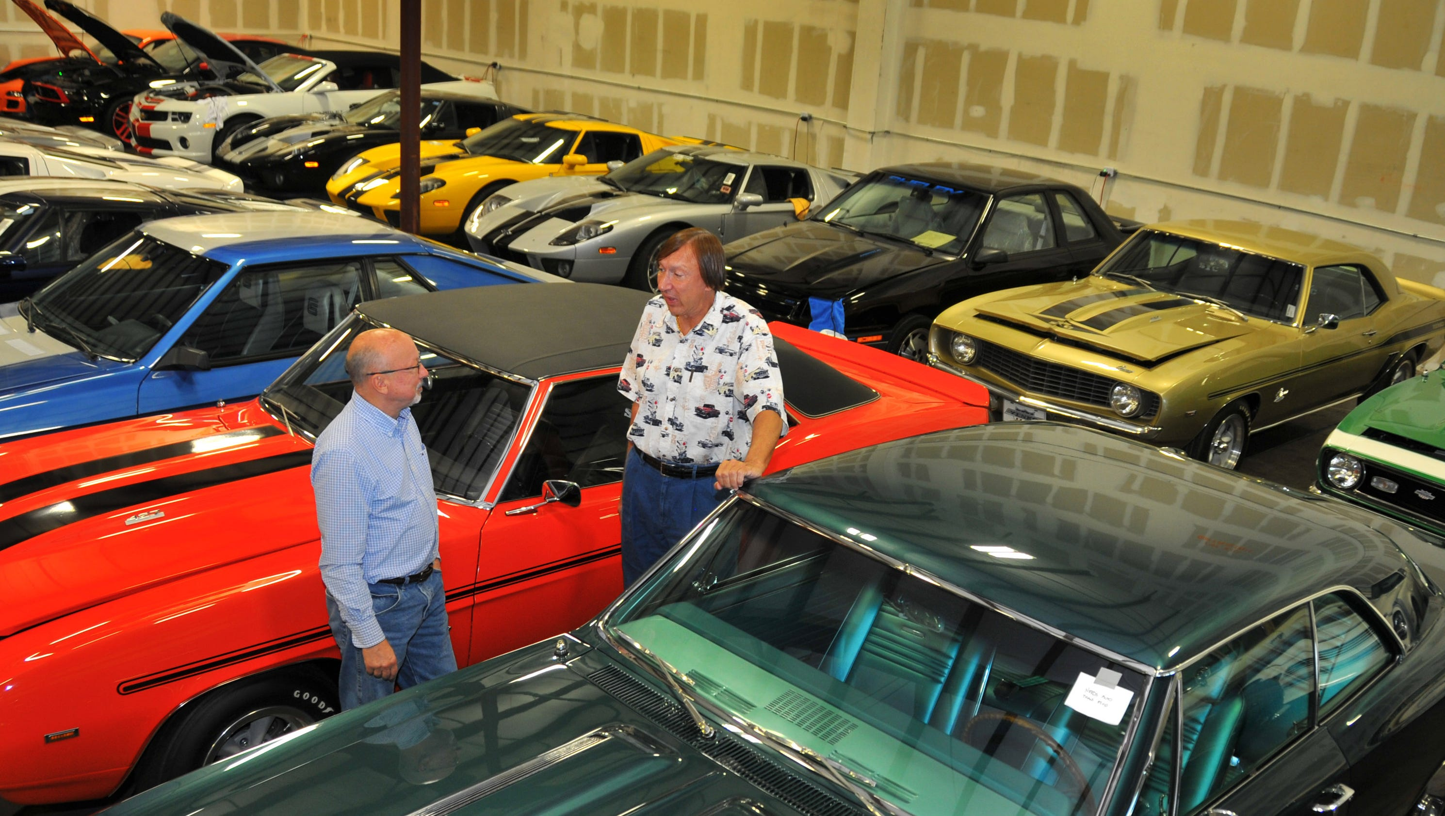 Rochester Auto Museum Classic Muscle Cars: Photos: American Muscle Car Museum