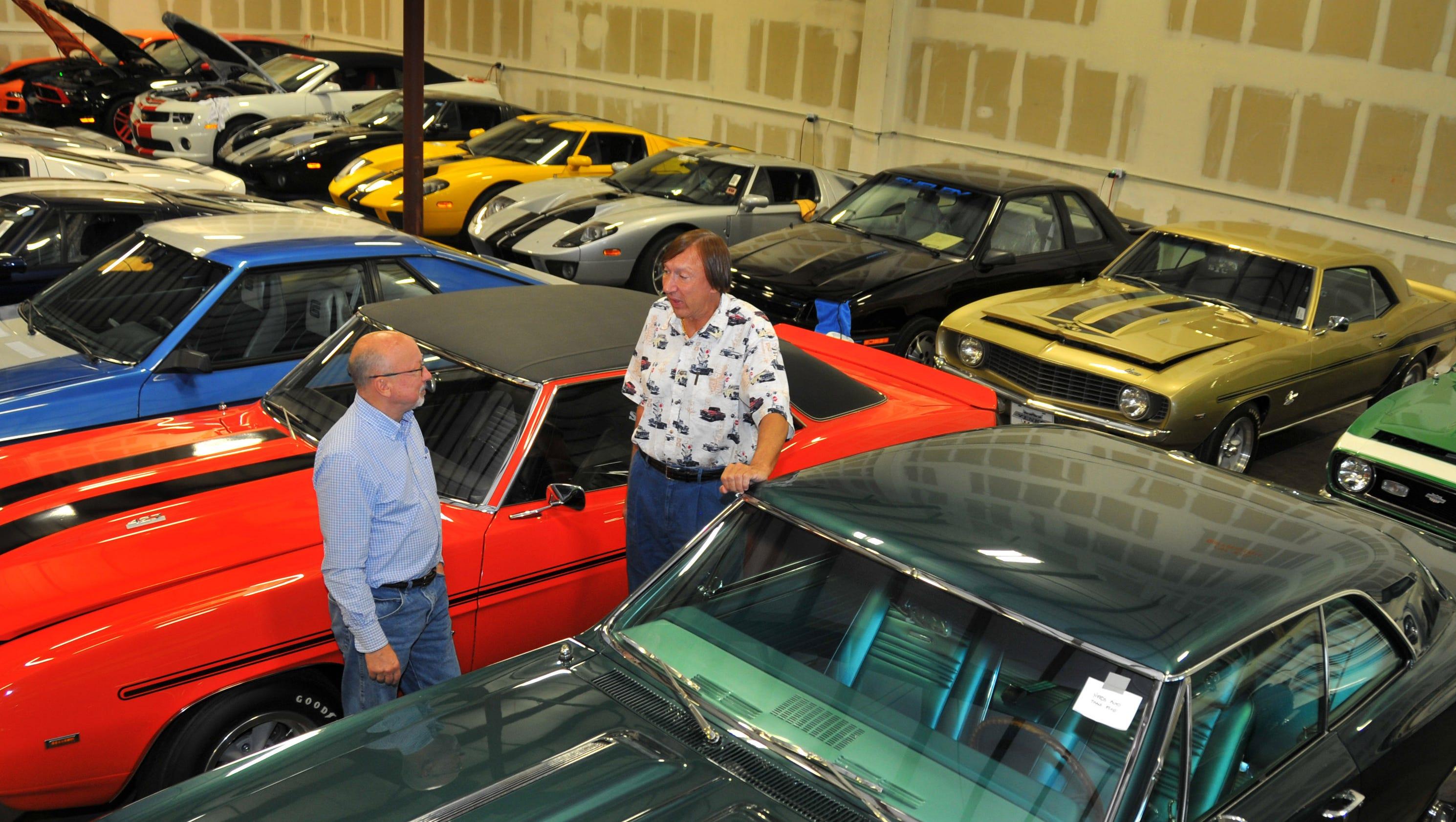 Melbourne Classic Car Museum