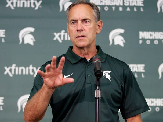 MNCO 0814 Feature on Michigan State coach Mark Dantonio.jpg