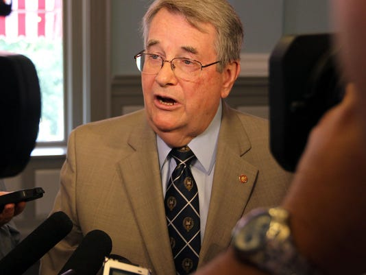 Don Gaetz, bill sponsor 072913 gb 19 jpg