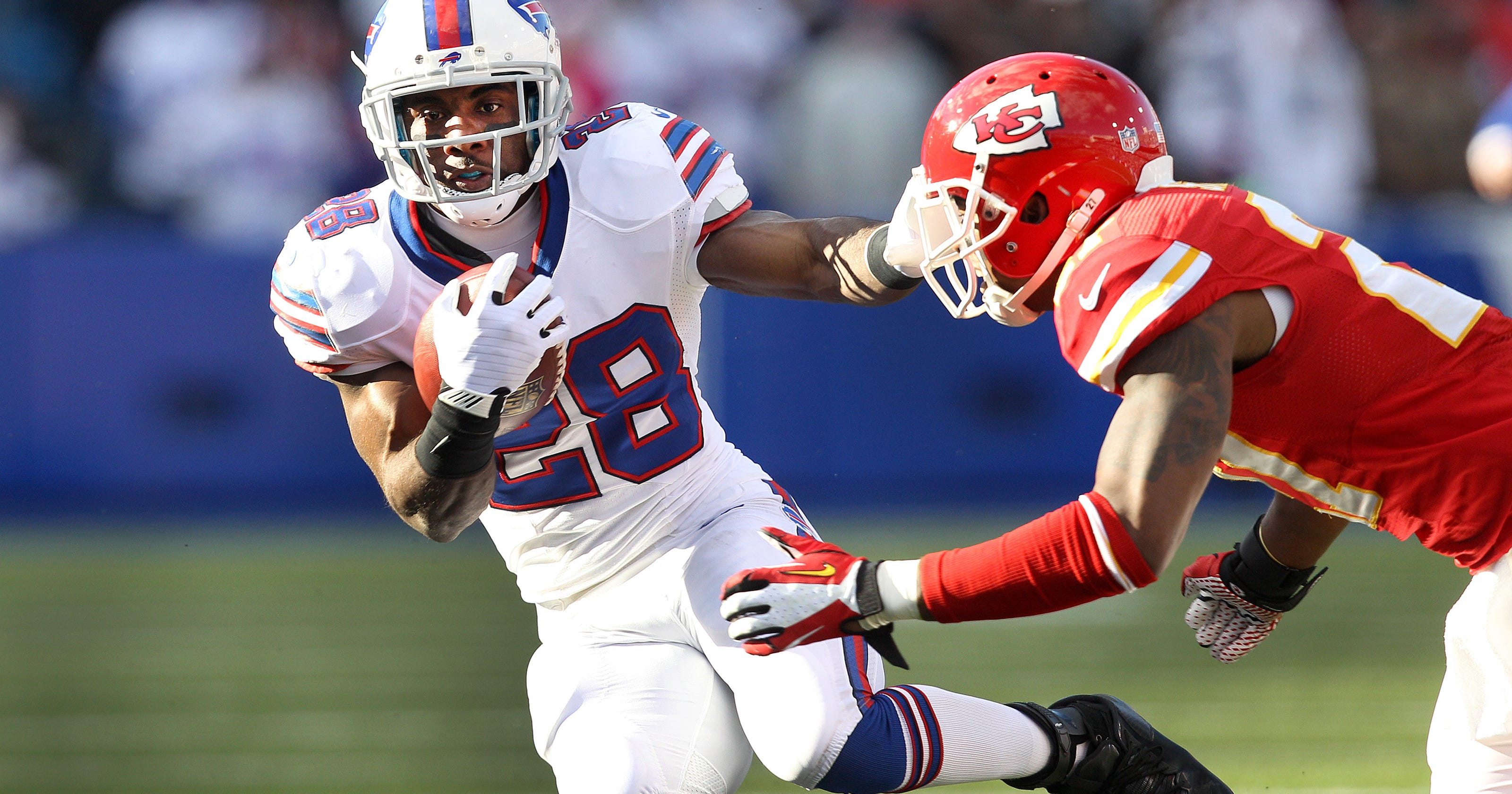 5dad8caee C.J. Spiller to sign autographs at Eastview Mall