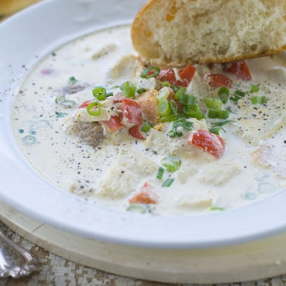 A clam chowder ship is coming to Astoria.