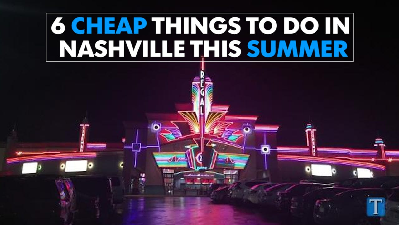Here are a few of Ms. Cheap's favorite inexpensive things to enjoy with family and friends this summer. Produced by Tabitha Waggoner/The Tennessean