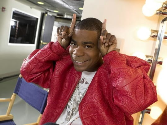 You can see Tracy Morgan 7:30 p.m. Saturday, Sept. 28 at the Strand-Capitol Performing Arts Center.