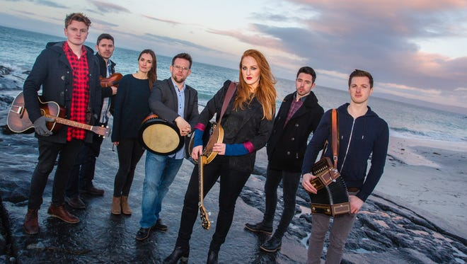 The Young Irelanders is an Irish song and dance troupe that will perform at PR Leyva Thursday night.