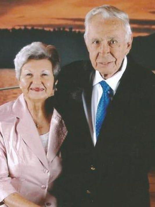 Anniversaries: Ted Boyle & Hazel Boyle