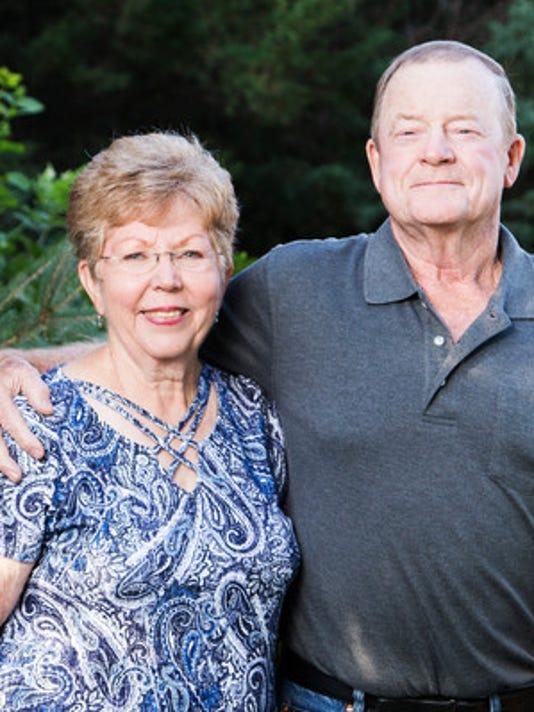 Anniversaries: Phil Weeldreyer & Mary Weeldreyer