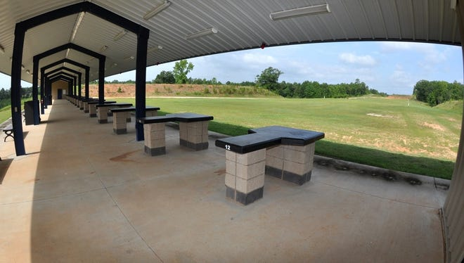 The Bossier Sheriff's Office rifle range will open to the public in September.
