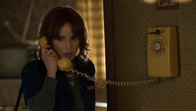 "Winona Ryder stars in new Netflix series ""Stranger Things."""