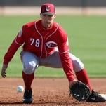 As Cincinnati Reds struggle, top prospect Nick Senzel remains with Triple-A Louisville