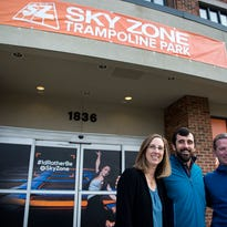 Sky Zone Trampoline Park is more than trampolines
