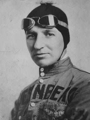 Joe Boyer drove the final 89 laps in the winning car of the 1924 Indianapolis 500 after L.L. Corum started the race. Indianapolis Star file photo