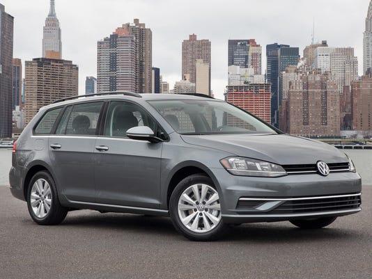 Auto review: The 2017 VW Golf SportWagen