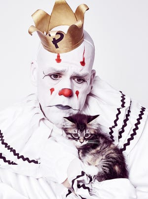 """This week in Milwaukee, your concert choices include singing clown Puddles Pity Party (pictured), the animatronic Captured! By Robots, an all-star """"Experience Hendrix"""" tribute show and more."""