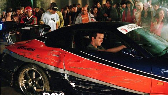 'Tokyo Drift' stars Lucas Black as an American teenager
