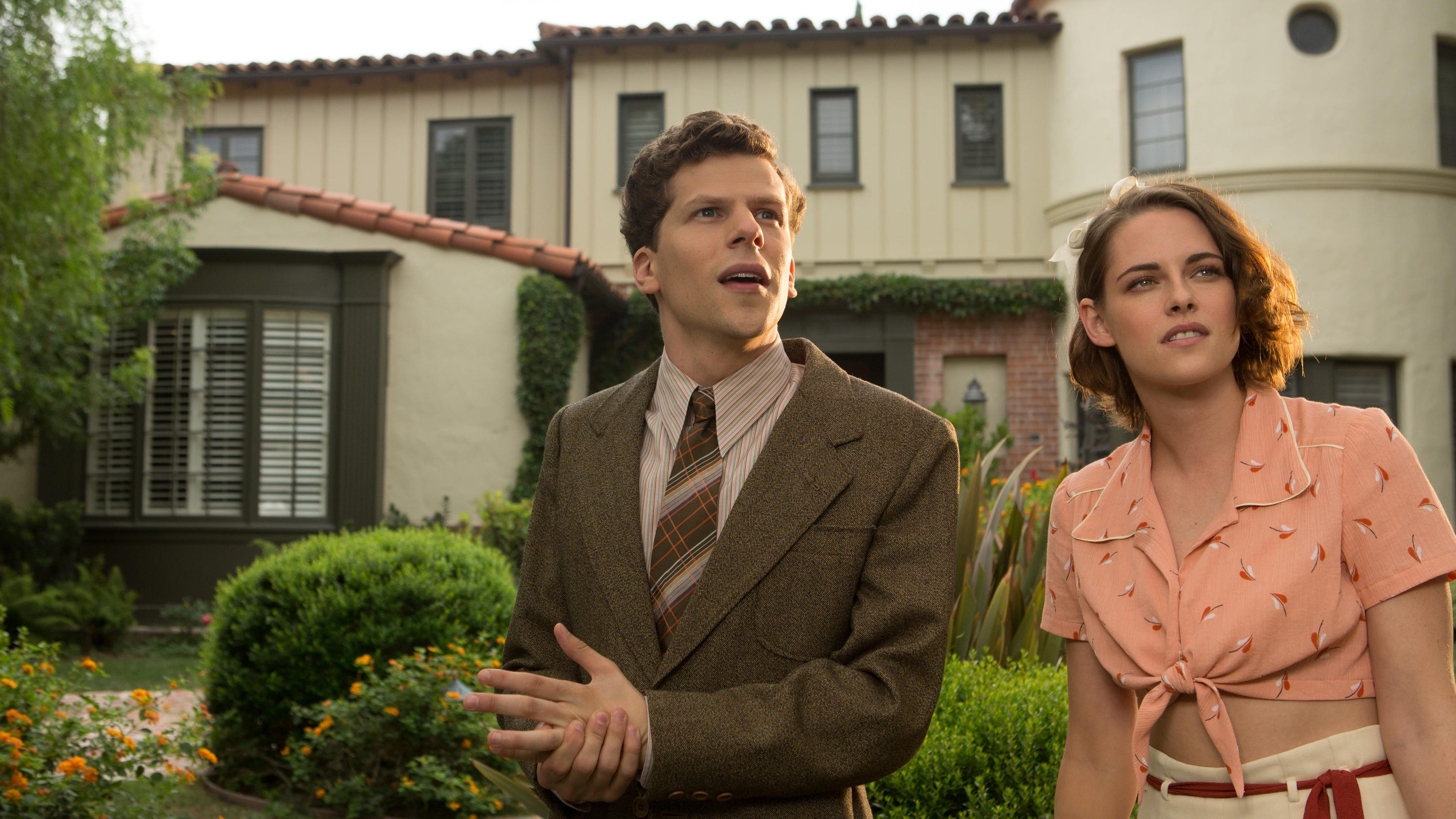 movie-review: Stewart shines in Woody Allen's 'Café Society'