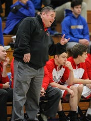 Erik Goetz has led his Beechwood squad to the program's first win over Holmes since 1968.