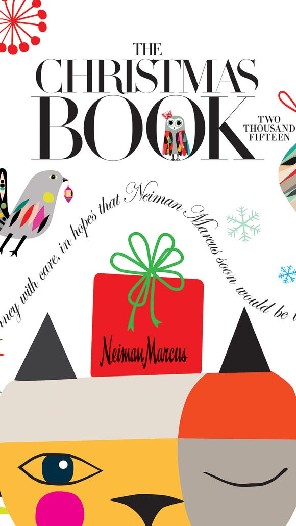 Neiman Marcus Christmas Book\'s biggest gifts