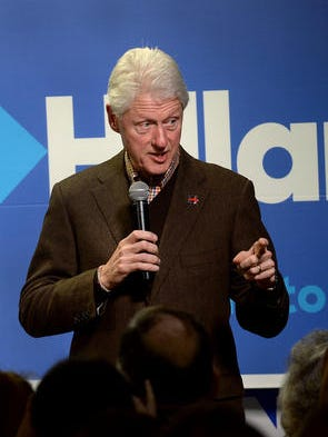 Former President Bill Clinton is set swing through Nashville next Monday for a private fundraiser to benefit the campaign of his wife, Democratic presidential candidate Hillary Clinton.