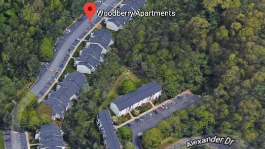 Asheville's Woodberry Apartments have been sold for $22.7 million, a North Carolina special warranty deed filed last week shows.