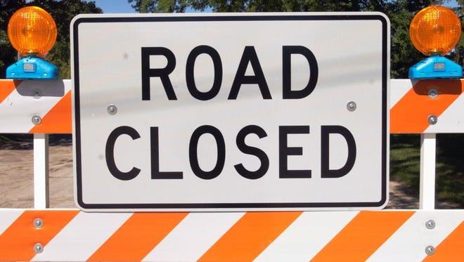 Lane restrictions set on Witzel Avenue.