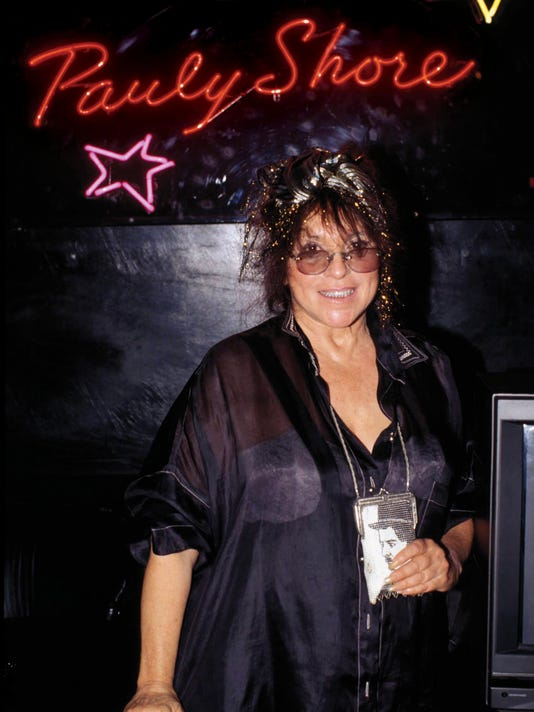 cc0acc98931a Comedians remember Mitzi Shore