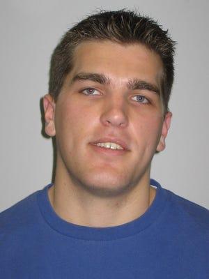 Former St. John Vianney boys basketball Matt Conklin