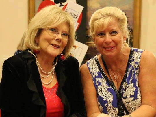Linda Turner and Dianna Dohm.
