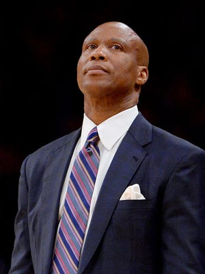 Byron Scott says that he's done coaching in the NBA.