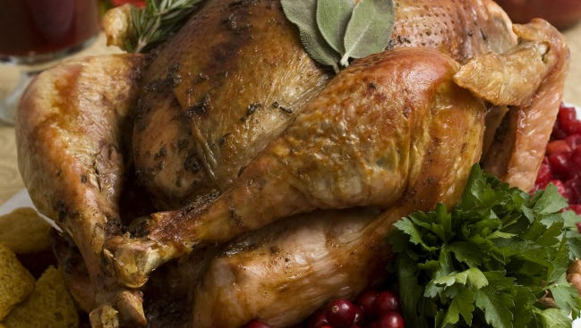 Area restaurants are cooking up Thanksgiving dinner.