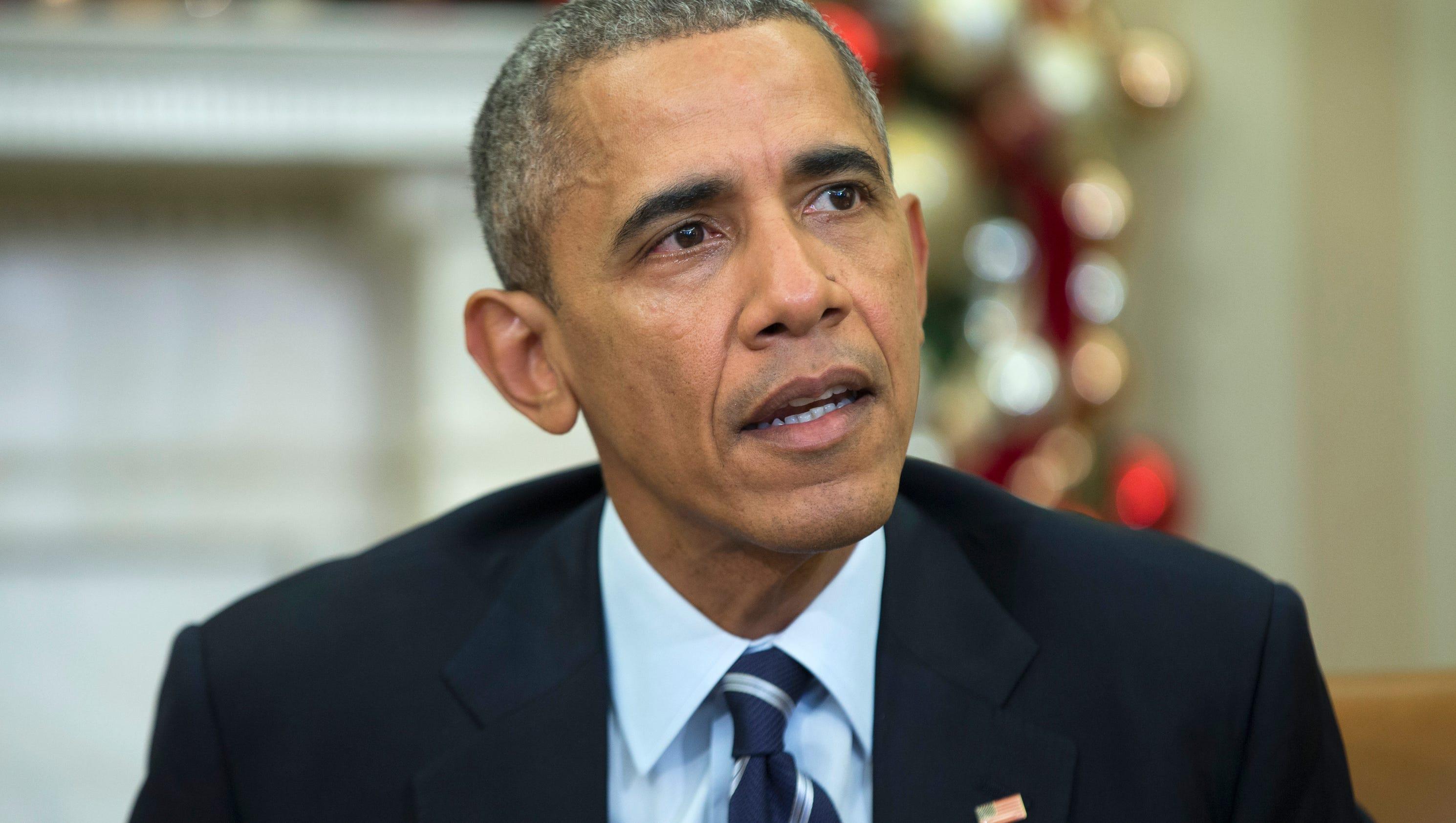 Address of obama