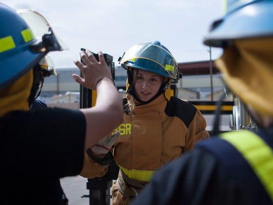 PNI WV women firefighters