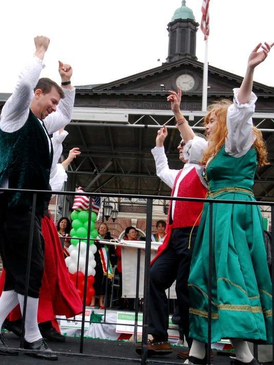 34th Annual Nutley-Belleville Columbus Day Parade