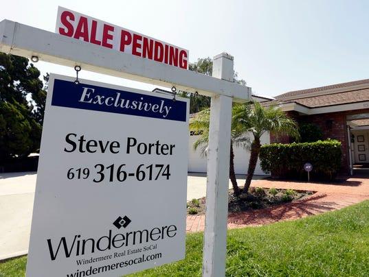 AP Pending Home Sales