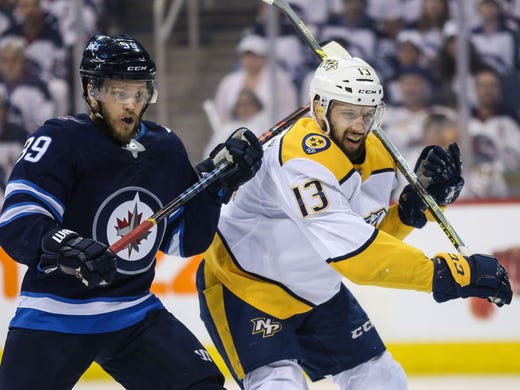 quality design aab2b 80593 Predators: Nick Bonino looking to add to Stanley Cup ring ...