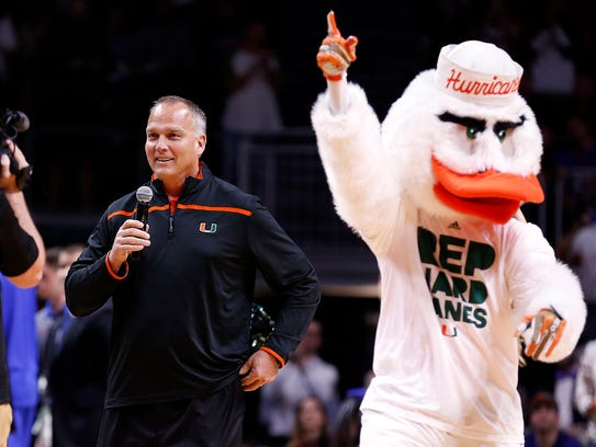 Miami has high hopes for the Mark Richt era.