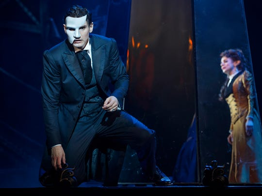 """The 2017-18 North American tour of """"Love Never Dies"""""""