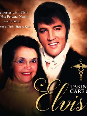 """Taking Care of Elvis … Memories with Elvis as His Private Nurse and Friend"" will be released Monday."