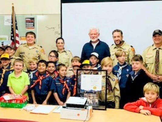 scouts honor lynn crawford