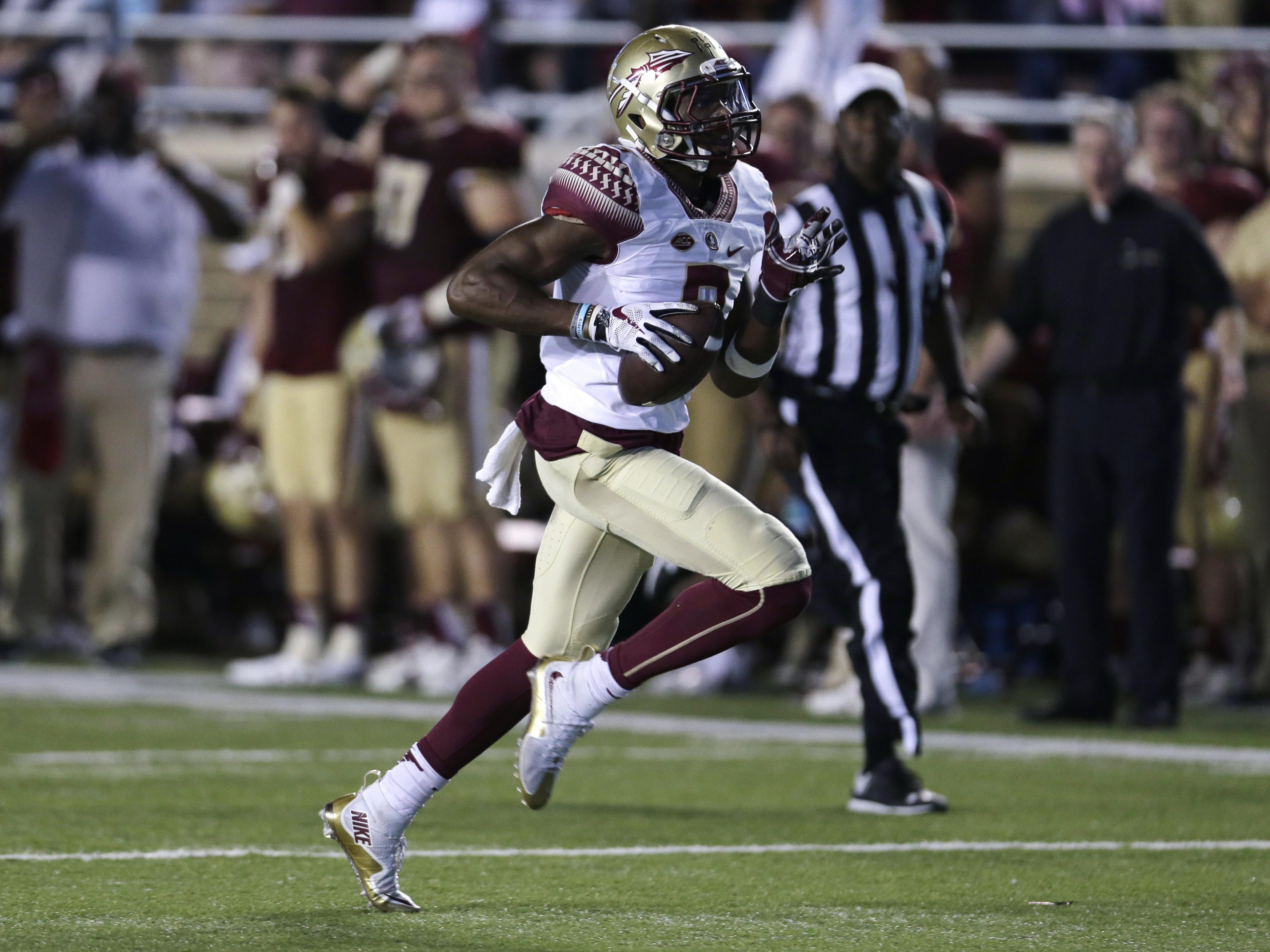 Florida State defensive back Jalen Ramsey played at Brentwood Academy.