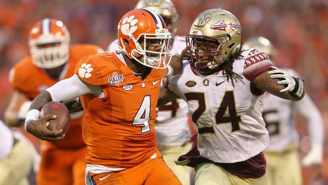 Florida State and Clemson has decided the ACC Champion the last six years.