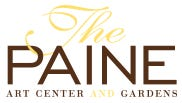 Paine Art Center and Gardens logo.