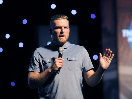 Pat McAfee will perform Dec. 31 at Old National Centre.