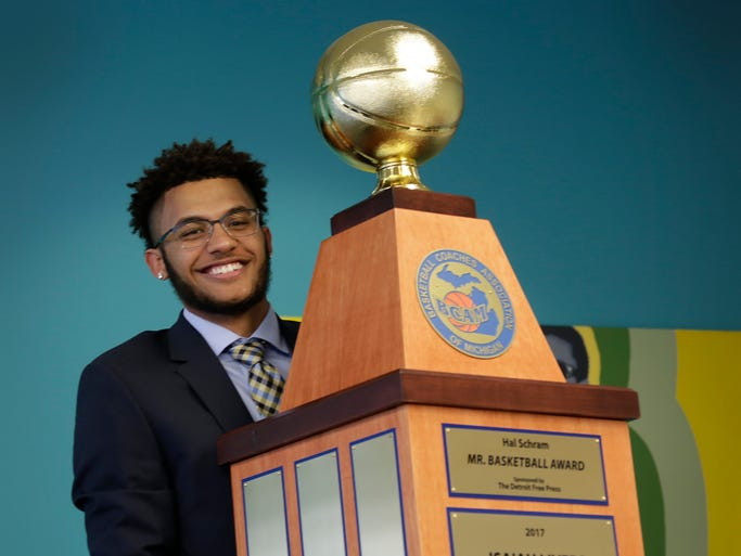 A look at every Michigan Mr. Basketball winner with