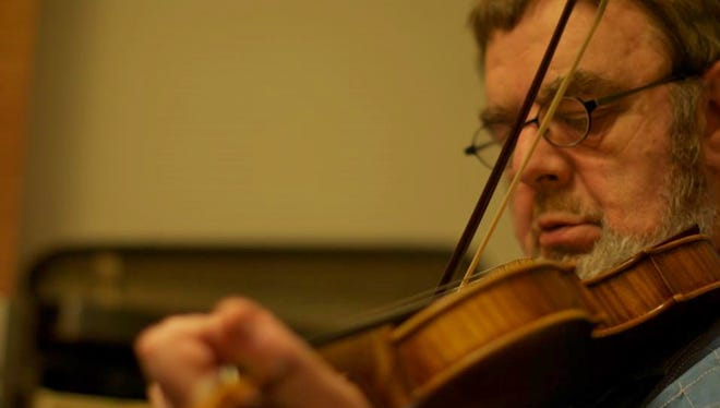 Mick Gavin of Redford will fiddle the night away at Irish Fest, March 17 in Westland.