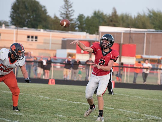Bucyrus' Ben Seibert will look to bounce back against