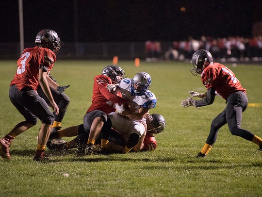 Wynford needs to get itself in check quick ahead of the playoffs or the postseason may be short lived.